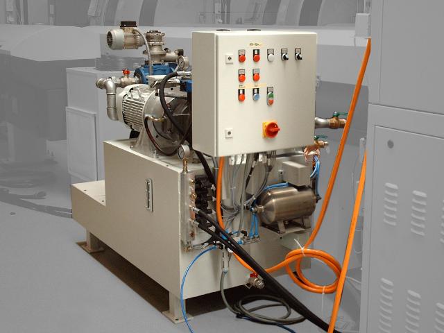 Hochdruckanlage stationär